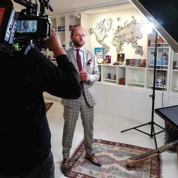 Eduard-Schaepman-interview