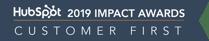 HubSpot Impact Awards 2019