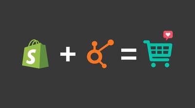 6 Voordelen van de Shopify en HubSpot Integratie