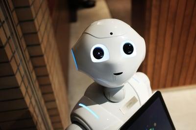 Onze nieuwe medewerker: de chatbot!