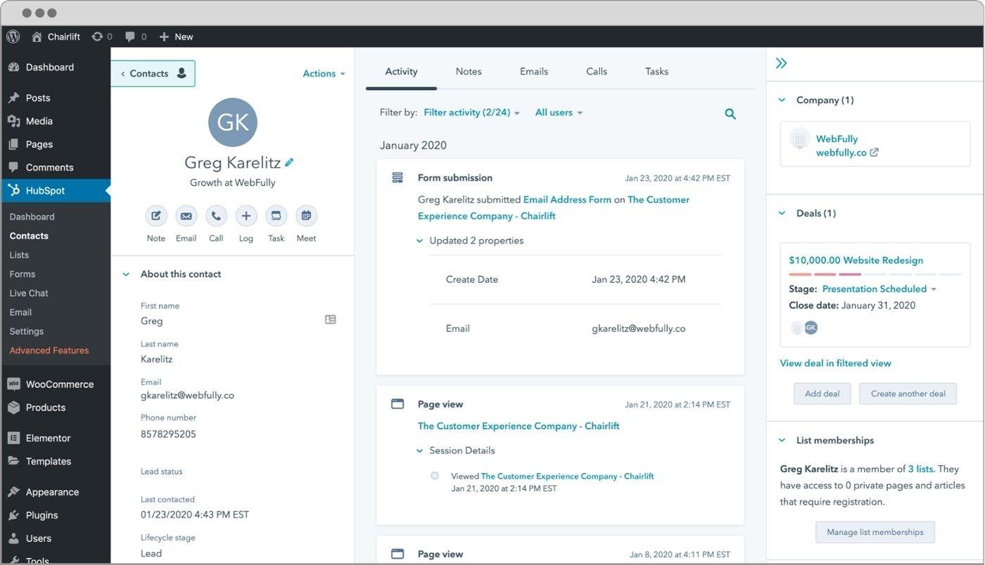 hubspot-wordpress-plugin